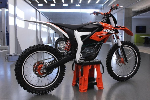 KTM Freeride Concept Gets Closer to Being Ready KTM Freeride concept derestricted 2 635x423