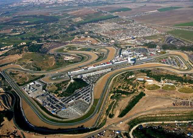 Jerez de la Frontera Circuit in Danger of Closing jerez circuit 635x454