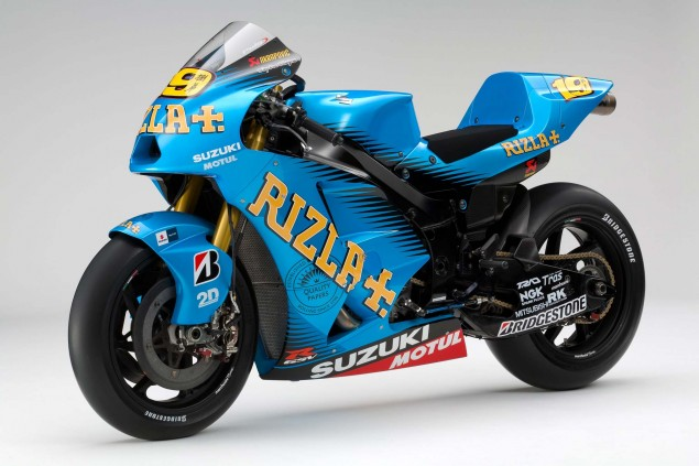 Paul Denning Explains the 2011 Suzuki GSV R 2011 rizla suzuki gsv r motogp 5 635x423
