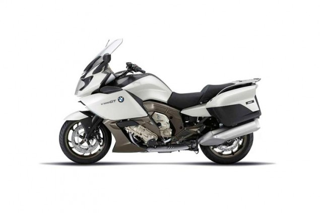 BMW Makes ABS Standard on All 2012 Models BMW K1600GT 635x423