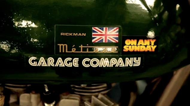 Video: Garage Company by Michael Schmidt Garage Company
