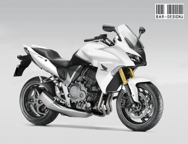 Honda CBF1000 by Luca Bar Design Honda CBF1000 Luca Bar Design 2 635x486