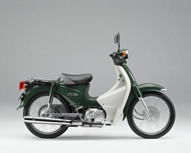 Honda Q1 2011 Sales Up 13%   Revenue Down 3% Honda Super Cub 635x508