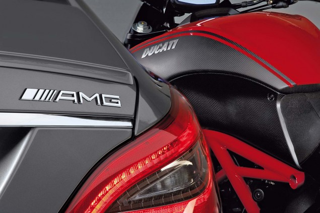 Mercedes Benz Poised to Purchase Ducati Motor Holdings Mercedes Benz Ducati aquisition 635x423