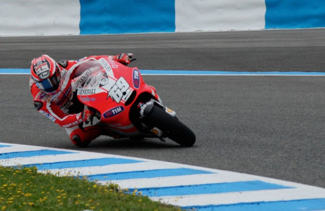 First Shots: Nicky Hayden on the Ducati Desmosedici GP12 Nicky Hayden Ducati Desmosedici GP12 635x414