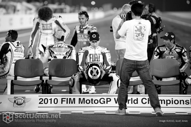 Photo of the Week: Head of the Class Photo of the week Jorge Lorenzo class photo Scott Jones 635x422