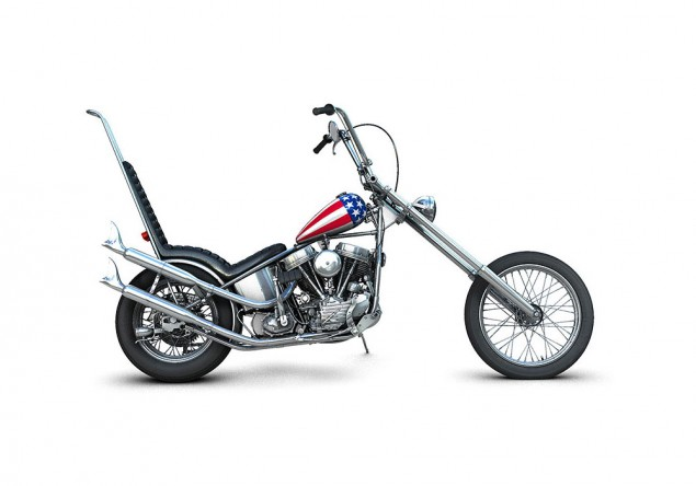 Pennsylvania Dealers to Be Allowed to Sell on Sundays? Captain America Harely Davidson chopper 635x444