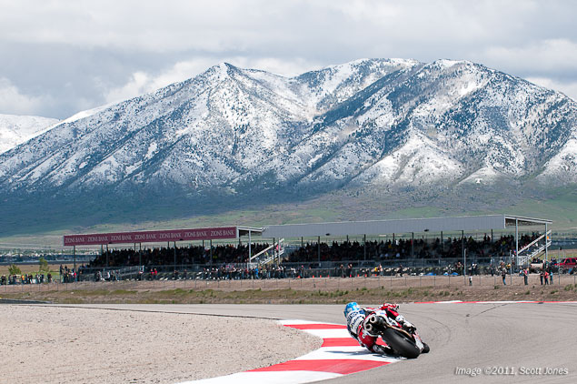 Monday at Miller Motorsports Park with Scott Jones Monday WSBK Miller Motorsports Park Scott Jones 3