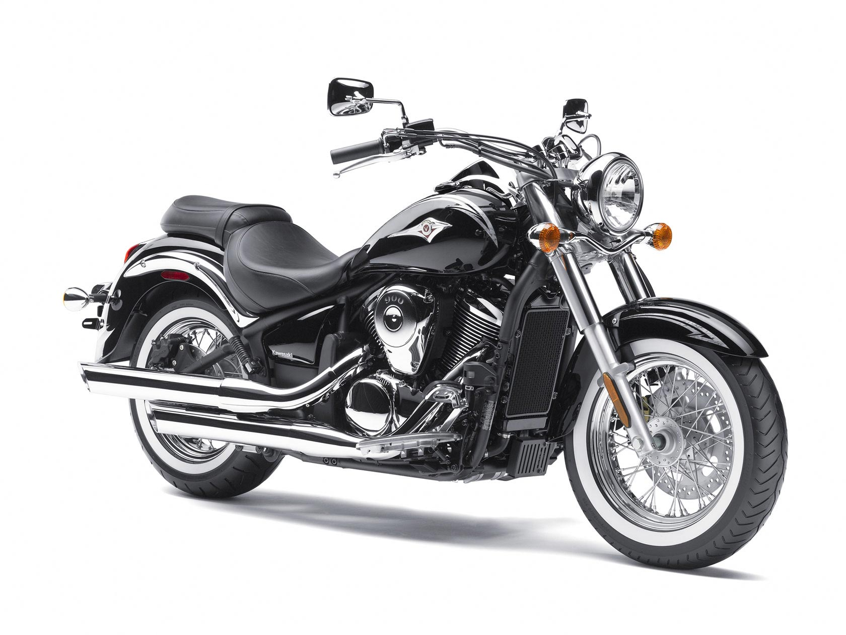 recall kawasaki vulcan 900 asphalt rubber. Black Bedroom Furniture Sets. Home Design Ideas