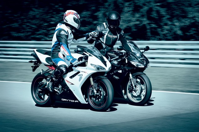 Triumph Entering the Indian Market 2011 Triumph Daytona 675R 635x423