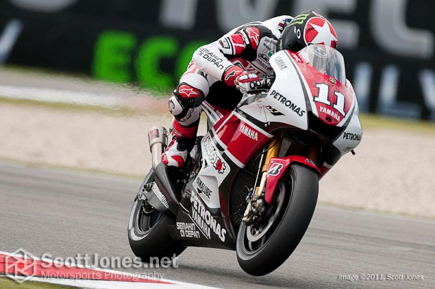 Photo of the Week: The First of Many photo of the week Ben Spies Dutch TT MotoGP victory Scott Jones
