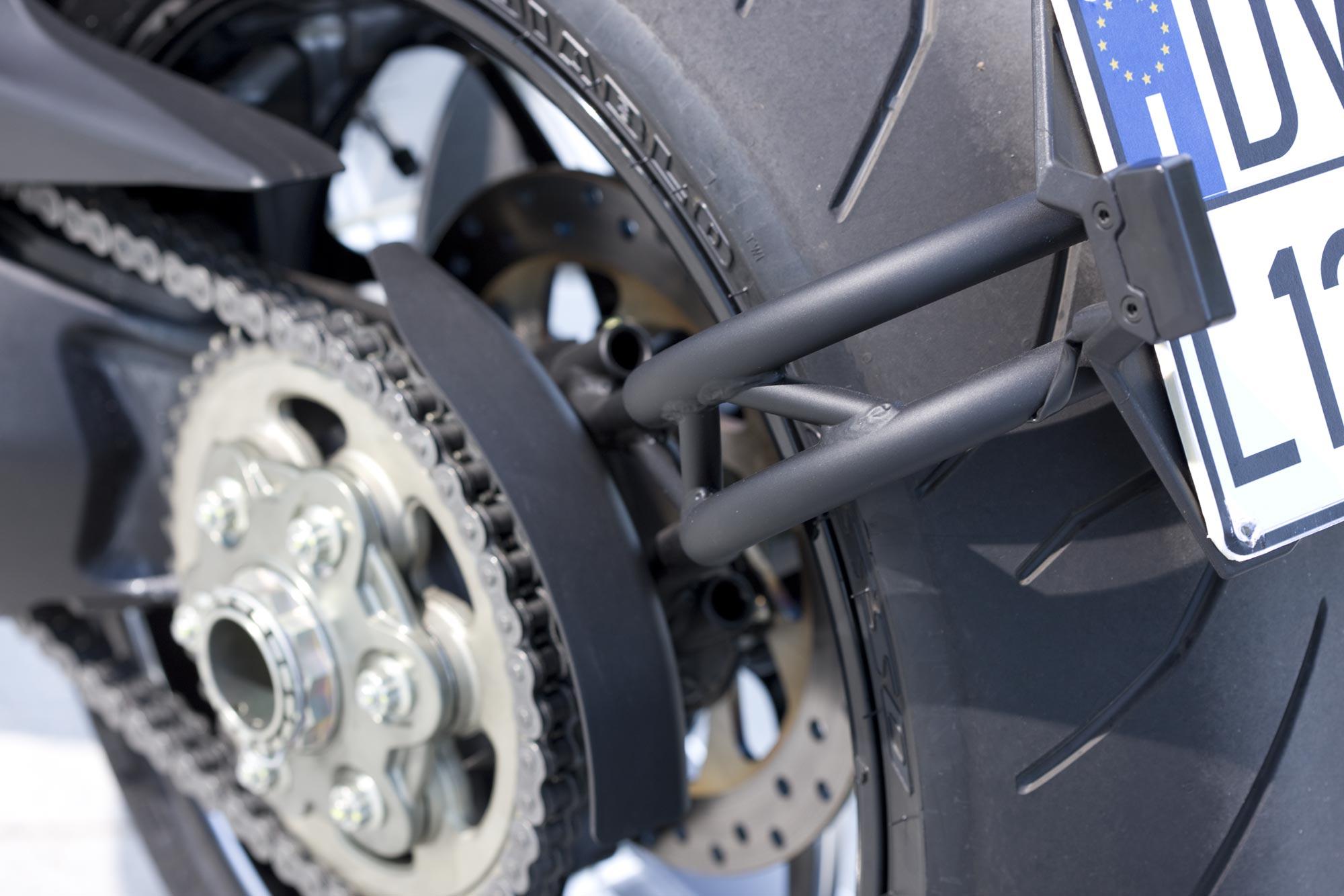 recall ducati diavel asphalt rubber - Motorcycle Licence Plate Frame