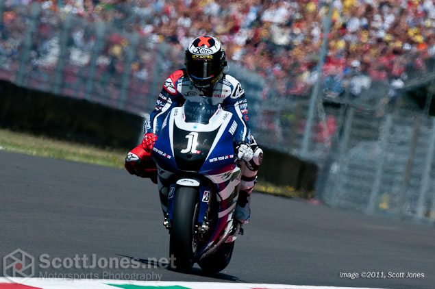 Photo of the Week: Turning Point photo of the week jorge lorenzo mugello scott jones