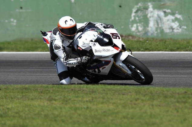 Ride Review: Riding the BMW S1000RR Superstock, Satellite Superbike, and Factory World Superbikes BMW S1000RR test Monza Haslam Superbike 8 635x421
