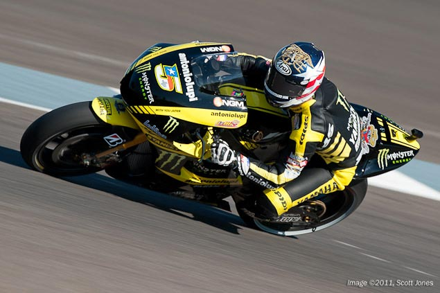 Rumor: Colin Edwards to Ride a CRT with NGM Forward? Colin Edwards Scott Jones
