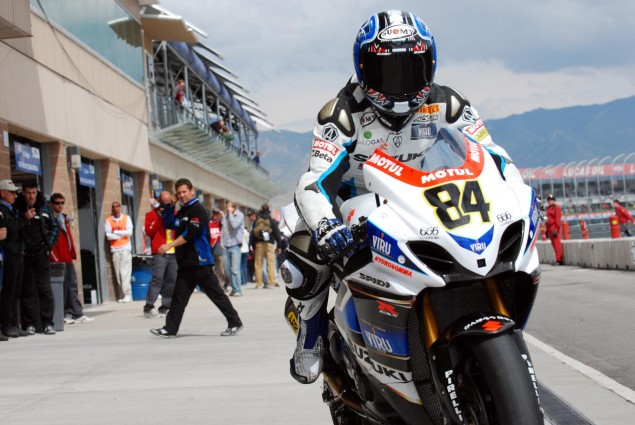 WSBK: If Suzuki Goes, So Does Alstare Says Team Manager Michel Fabrizio WSBK Alstare Suzuki 635x425