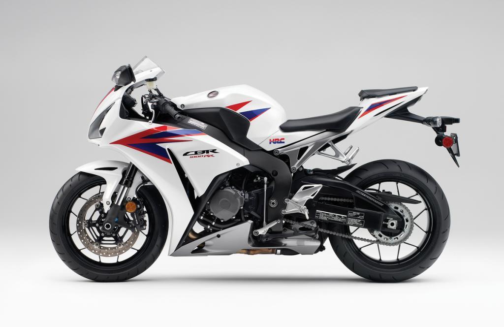 Officially Official: 2012 Honda CBR1000RR / Fireblade ...