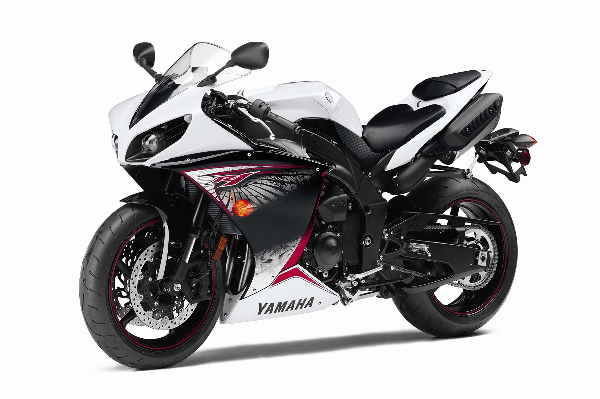 Yamaha R Changes