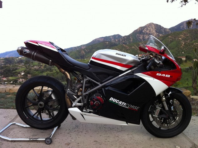 Ducati Superbike 848 EVO Corse for 2012 Ducati Superbike 848 EVO Corse Johnny Death 635x474