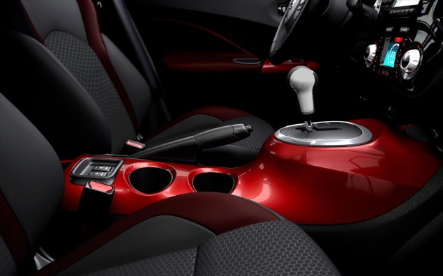 Nissan Responds Over Juke Commercial Controversy Nissan Juke center console 635x396