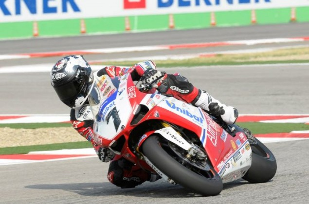 WSBK: Late Race Resurgance in Race 2 at Imola Extends the Championship Fight checa right pirelli imola 635x420