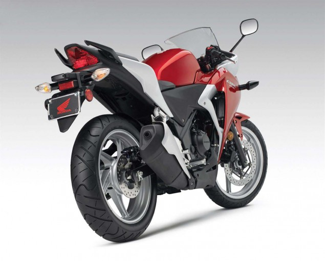 Honda Q3 Sales Up 20% Worldwide 2011 Honda CBR250R 635x511