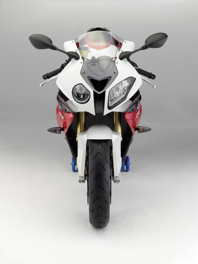 2012 BMW S1000RR   Tweaks Come to the Liter Bike King 2012 BMW S1000RR 31 635x848