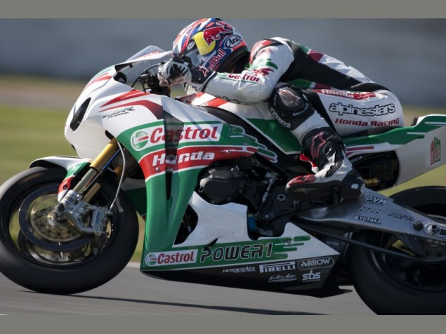 WSBK: Final Superpole of the Season Posts Fast Qualifying Sessions at Portimao rea portimao honda 635x476