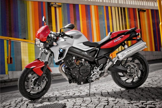 BMW Motorrad Sales Up 6.5% for Q3 2011 2012 BMW F800R 635x423