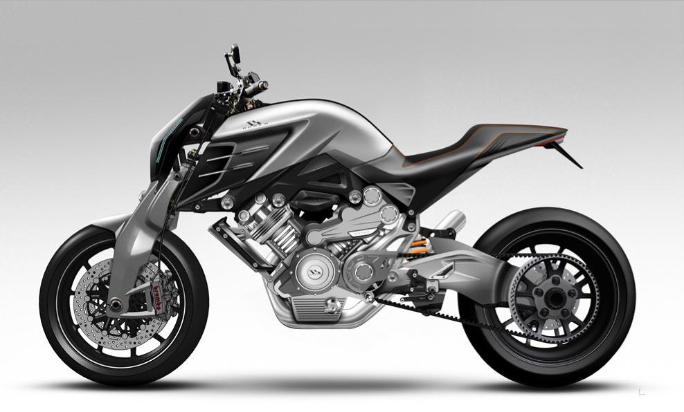 """""""SuperBob"""" concept bike - Boxer Design Superbob 18"""