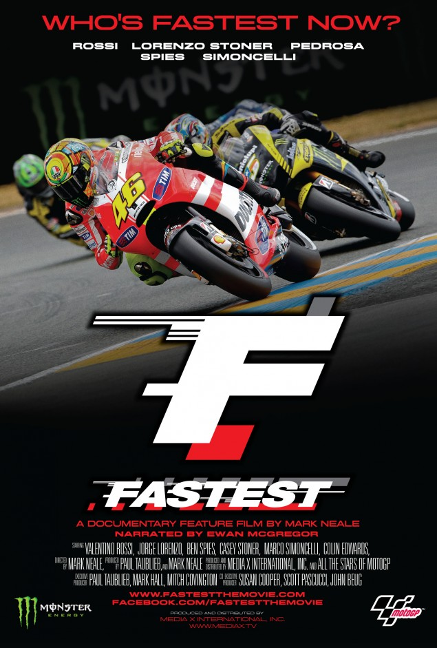 Come Watch <em>Fastest</em> in San Francisco with Asphalt & Rubber Fastest movie Poste Mark Neale 635x941