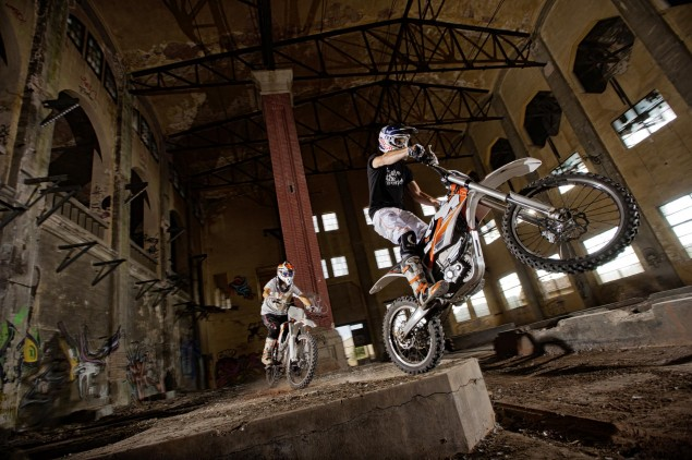 KTM Videos   A Case Study on Promoting a New Motorcycle KTM Freeride E 635x422