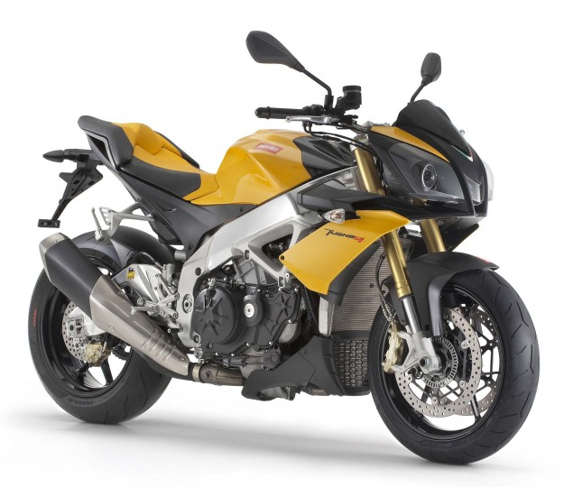 Aprilia Tuono V4 R Finally Coming to America   $14,999 2011 aprilia tuono v4 r 635x540