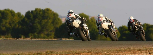 Bimota to Wild Card in a World Superbike Race? Bimota HB4 DB8 Ruben Xaus test 02 635x231
