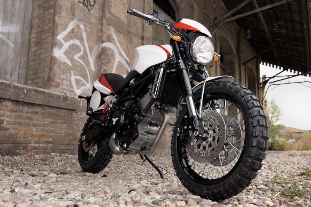 Moto Morini Going Back into Production January 2012 Moto Morini Scrambler 635x423