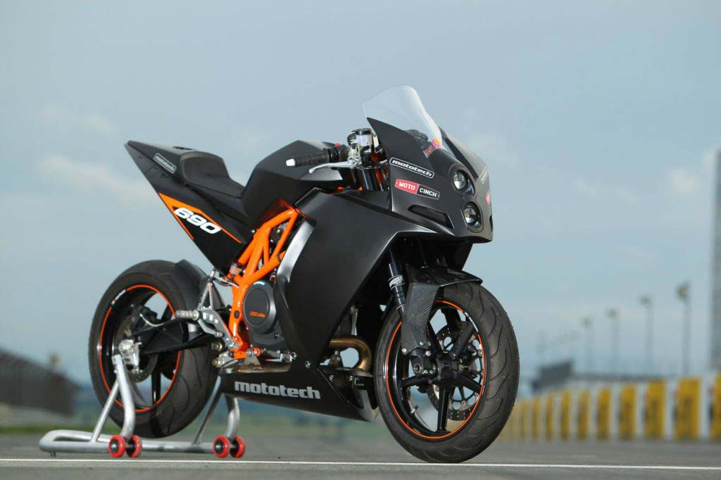 Thumper Racing Ktm