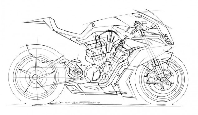 The Chrysanthemum and the Sword Nicolas Petit Honda VTR 1200 concept 04 635x368