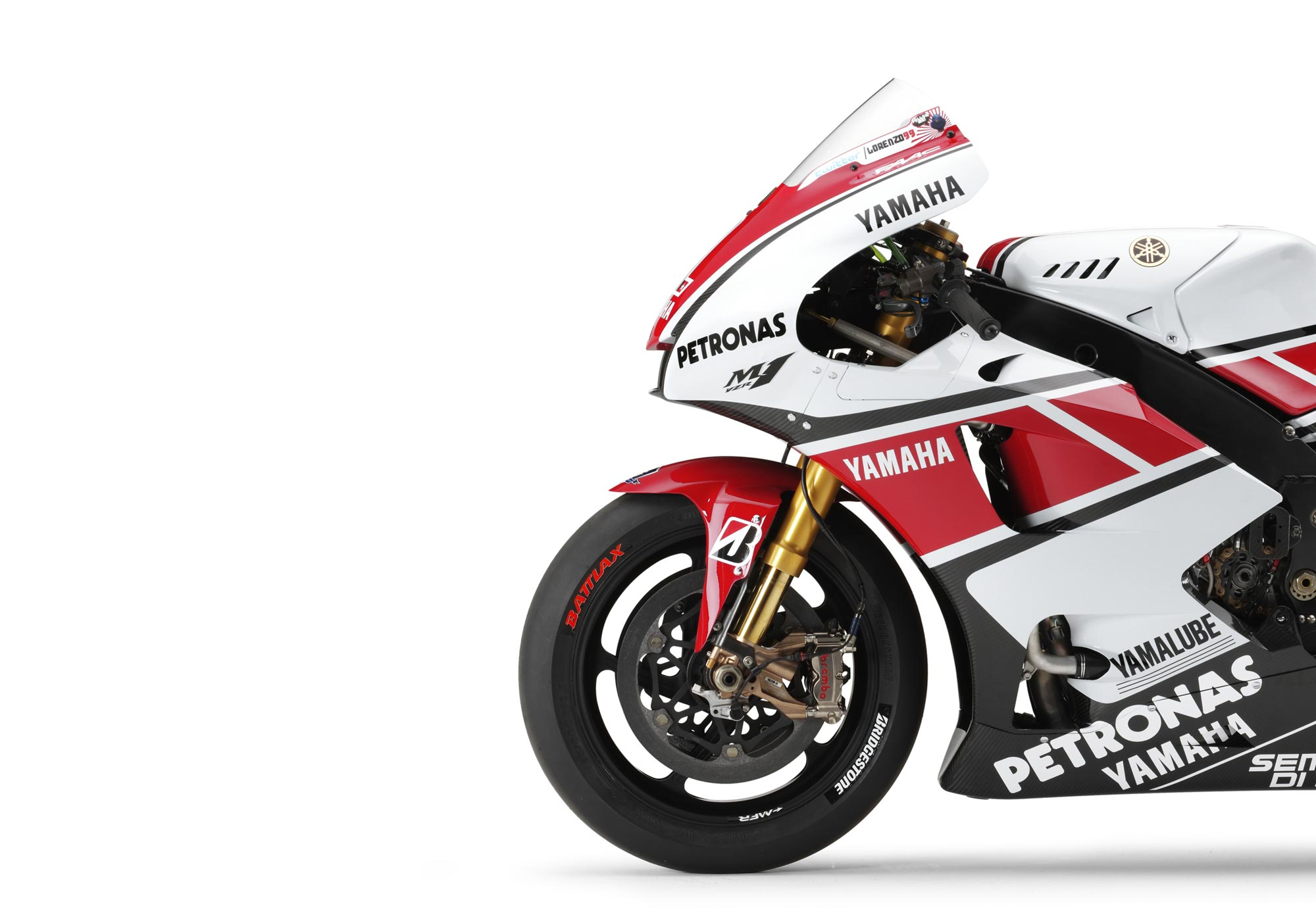 MotoGP: Yamaha Loses Petronas Sponsorship - Asphalt & Rubber