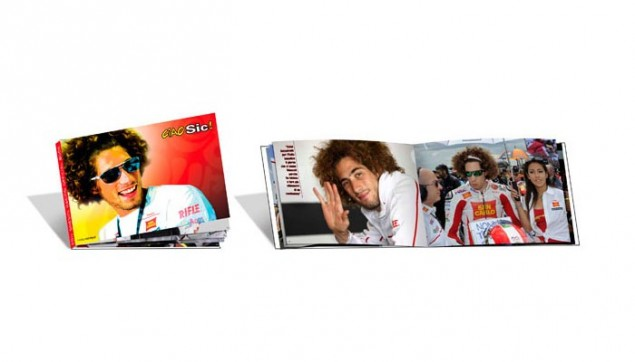 Gresini Racing Publishes Ciao Sic in Time for Xmas ciao sic book marco simoncelli 635x362