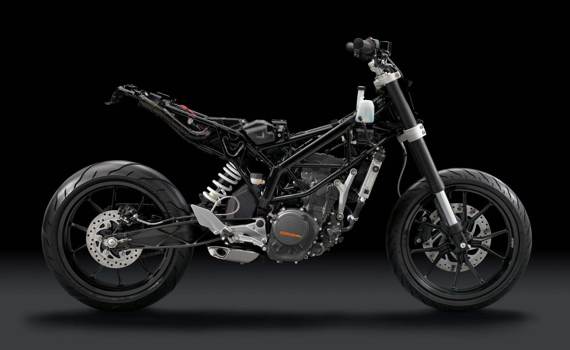 confirmed: ktm 350 duke in 2013 - moto3 inspired 350cc sport bike