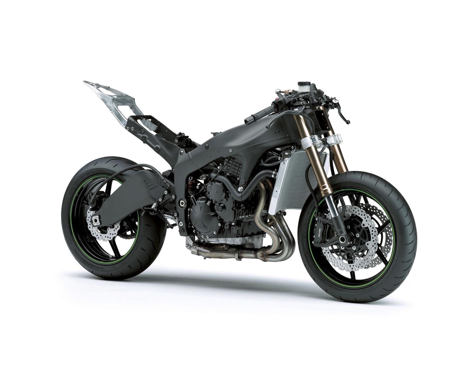 Kawasaki Ninja Zxr Mpg