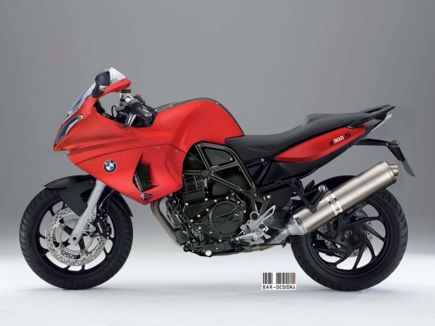 Concept: BMW F900S by Luca Bar Design BMW F900S Luca Bar Design 01 635x476