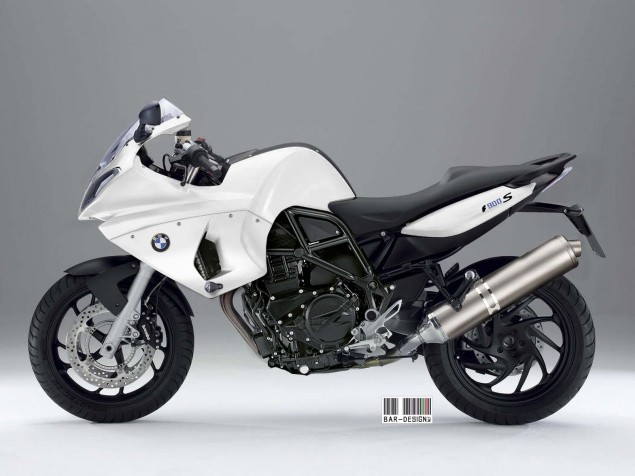 Concept: BMW F900S by Luca Bar Design BMW F900S Luca Bar Design 02 635x476