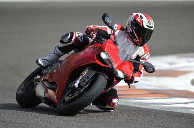 Ride Review: Ducati 1199 Panigale Ducati 1199 Panigale press launch Abu Dhabi Yas Marina 21 635x422