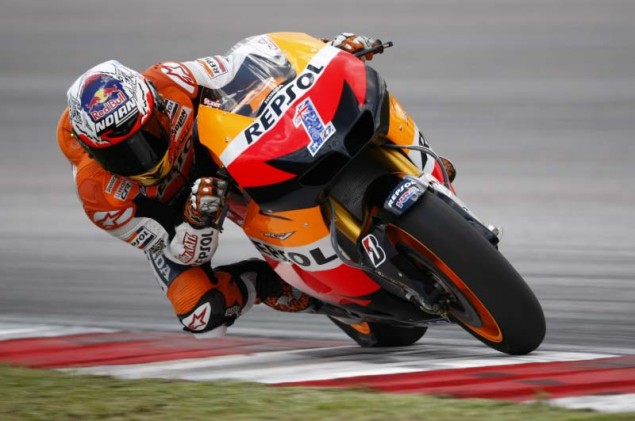 MotoGP: Test Results & Photos from Day 1 at Sepang II Honda Sepang Test 2 MotoGP 11 635x421