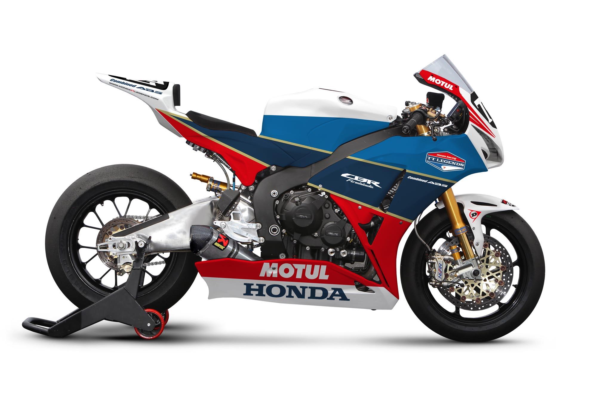 Legend Honda CBR 1000