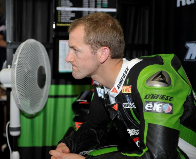 WSBK: Superpole at Phillip Island Cancelled After Tragedy Tom Sykes WSBK Superpole pit box 635x516
