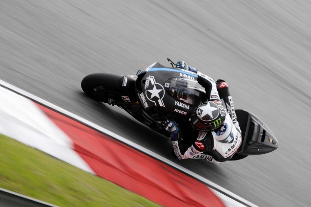 MotoGP: Test Results & Photos from Day 3 at Sepang Yamaha Racing Sepang Day 3 Ben Spies 3 635x423