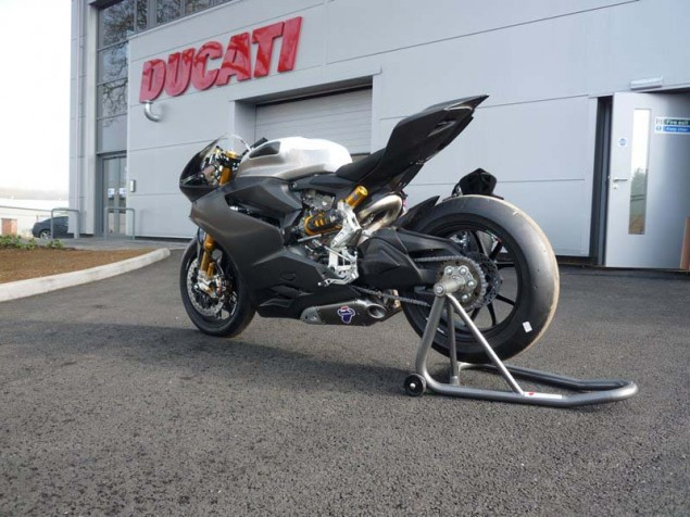 Ducati 1199 Panigale RS12   For Superbike Teams Only Ducati 1199RS Panigale 05 635x476