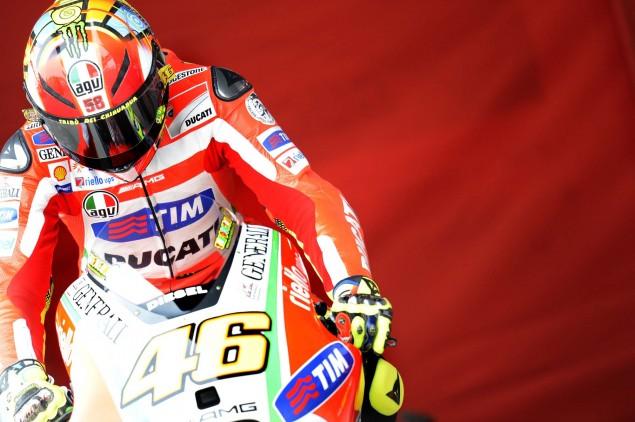 MotoGP: Testing at Jerez Provides Few Surprises Ducati Corse Jerez MotoGP test 2012 22 635x422